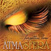 """Аудіодиск """"AtmAsfera. Forgotten love"""" - фото обкладинки книги"""