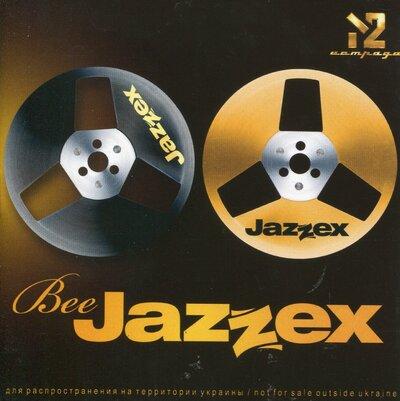 """Аудіодиск """"Bee jazzex"""" Jazzex"""