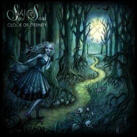 "Аудіодиск ""Clock of eternity"" Sad Alice Said - фото книги"