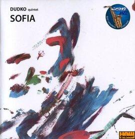 """Аудіодиск """"Dudko quintet «Sofia»"""" - фото книги"""