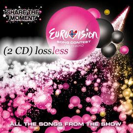 """Аудіодиск """"Євробачення 2010"""" (2CD) - фото книги"""