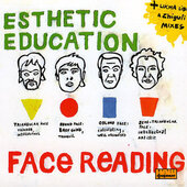 "Аудіодиск ""Face Reading"" Esthetic Education - фото обкладинки книги"