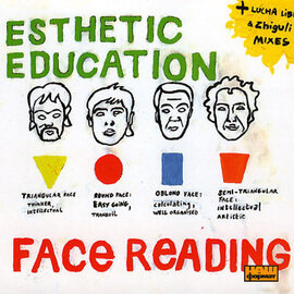 "Аудіодиск ""Face Reading"" Esthetic Education - фото книги"