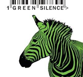 """Аудіодиск """"Green Silence"""" Green Silence Band - фото книги"""