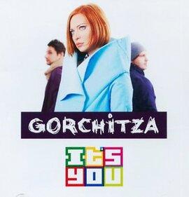 """Аудіодиск """"I'ts you"""" Gorchitza - фото книги"""