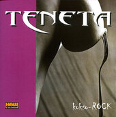 """Аудіодиск """"Коксо-рок"""" Teneta - фото обкладинки книги"""