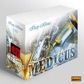 """Аудіодиск """"Medicus"""" Подарунковий комплект (5 CD) Ігор Хома - фото обкладинки книги"""