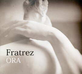 """Аудіодиск """"ORA"""" Fratrez - фото книги"""