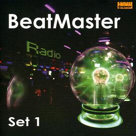 """Аудіодиск """"Radio Set 1"""" BeatMaster - фото книги"""