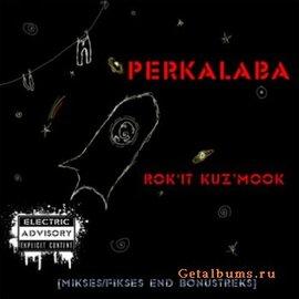 """Аудіодиск """"Rok'it kuzьmooк"""" Перкалаба - фото книги"""