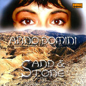 "Аудіодиск ""Sand & Stone"" Anno Domini - фото обкладинки книги"