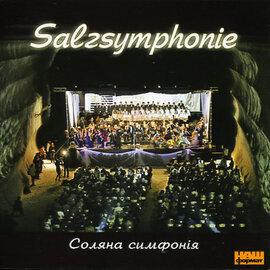 """Аудіодиск """"«Соляна симфонія» Луганський філармонічний оркестр, хор «Віві»"""" - фото книги"""