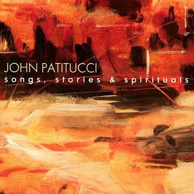 "Аудіодиск ""Songs, stories  spirituals"" John Patitucci"