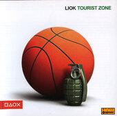 """Аудіодиск """"Tourist Zone"""" Lюк - фото обкладинки книги"""