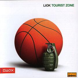 """Аудіодиск """"Tourist Zone"""" Lюк - фото книги"""