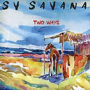 """Аудіодиск """"Two ways"""" SV Savana"""