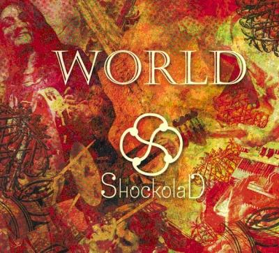 """Аудіодиск """"World"""" Shokolad"""