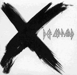 """Аудіодиск """"X"""" Def Leppard - фото книги"""