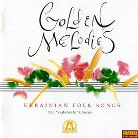 """Аудіодиск """"Золоте перевесло. Церковний хор «Видубичі»"""" - фото книги"""