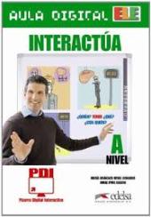 Aula Digital: Interactua Nivel A - фото обкладинки книги