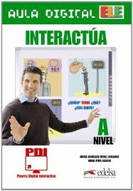 Aula Digital: Interactua Nivel A - фото книги