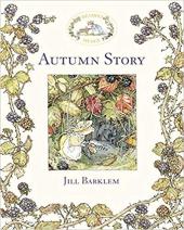 Autumn Story - фото обкладинки книги