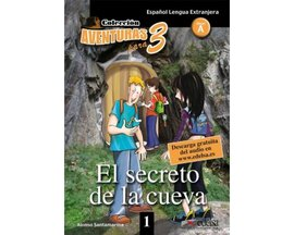 Aventuras para 3 (A1). El secreto de la cueva. Book 1 - фото книги