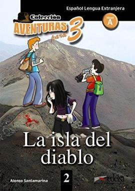 Aventuras para 3 (A1). La isla del diablo. Book 2 - фото книги
