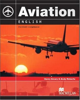 Aviation English Student's Book+Practice CD-ROM+Dictionary CD-ROM(підручник+аудіодиск) - фото книги