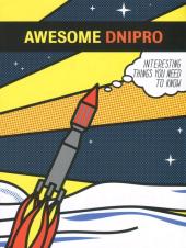 Awesome Dnipro - фото обкладинки книги