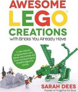 Awesome Lego Creations with Bricks You Already Have - фото книги