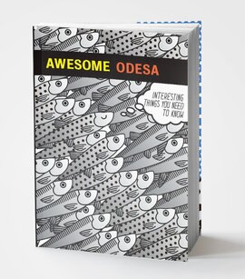 Awesome Odesа - фото книги