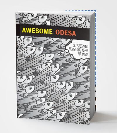 Книга Awesome Odesа
