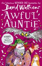 Awful Auntie - фото обкладинки книги