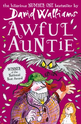 Книга Awful Auntie