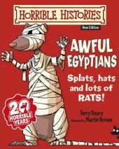 Комплект книг Awful Egyptians