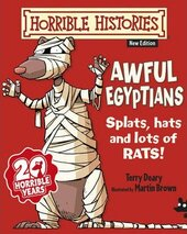 Книга Awful Egyptians