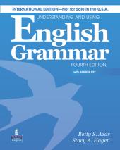 Azar Understanding and Using English 4rd Ed Grammar Student Book+CD+key (підручник) - фото обкладинки книги