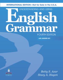 Azar Understanding and Using English 4rd Ed Grammar Student Book+CD+key (підручник) - фото книги