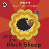 Baa, Baa, Black Sheep: A Ladybird Finger Puppet Book - фото обкладинки книги
