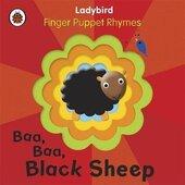 Baa, Baa, Black Sheep: A Ladybird Finger Puppet Book - фото обкладинки книги