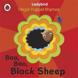 Baa, Baa, Black Sheep: A Ladybird Finger Puppet Book - фото книги