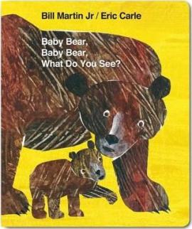 Baby Bear, Baby Bear, What do you See? - фото книги