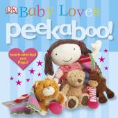 Baby Loves Peekaboo! - фото обкладинки книги