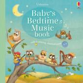 Baby's Bedtime Music Book - фото обкладинки книги