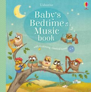 Книга Baby's Bedtime Music Book