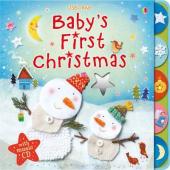 Baby's First Christmas with CD - фото обкладинки книги