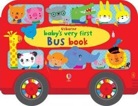 Baby's Very First. Bus Book - фото книги