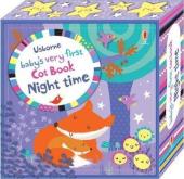 Baby's Very First. Cot Book. Night Time - фото обкладинки книги