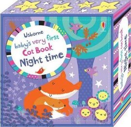 Baby's Very First. Cot Book. Night Time - фото книги